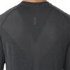 asics Seamless Hardloopshirt lange mouwen Heren zwart